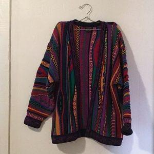 Authentic 'Hysport' Sweater/Cardigan